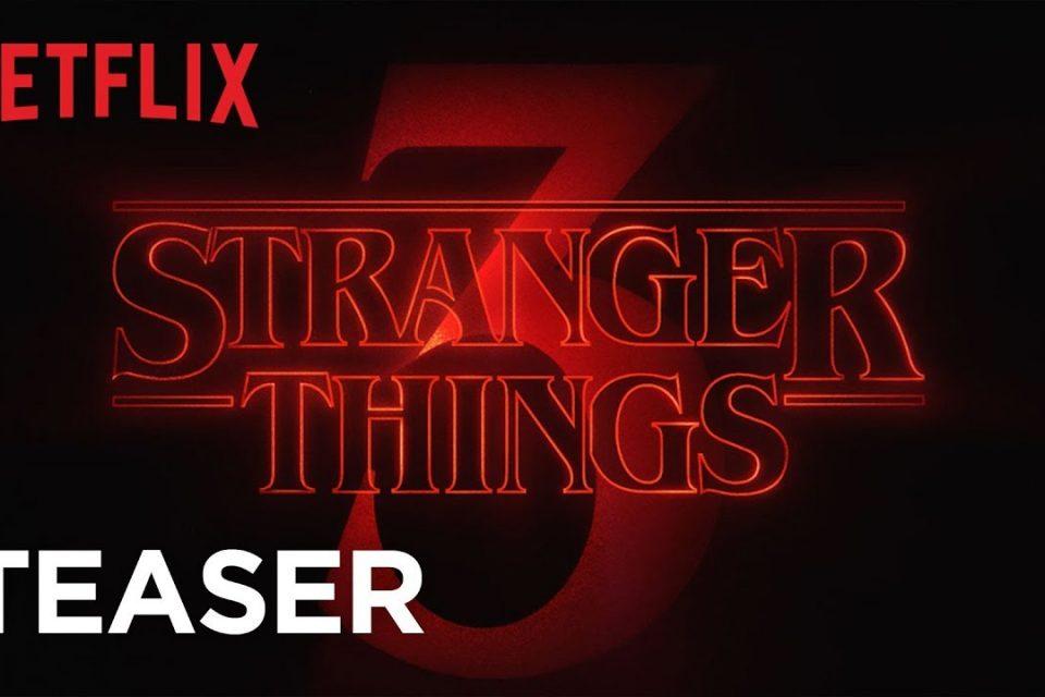 stranger things 3. sezon tanıtım filmi