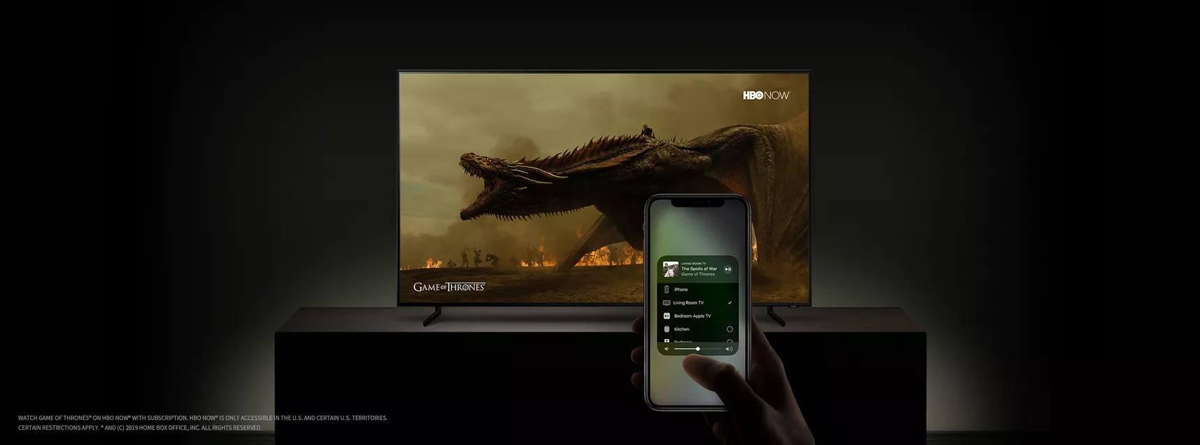 airplay 2 samsung smart tv