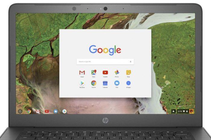 HP'den dünyanın AMD işlemcili ilk Chromebook bilgisayarı