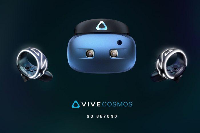 HTC Vive Cosmos ile sanal gerçeklik portföyünü büyütmeyi sürdürüyor