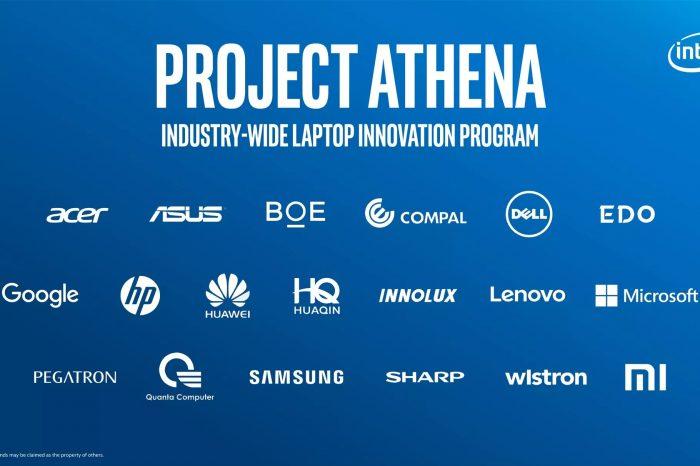 Intel Project Athena ile 5G veya yapay zekâdan güç alan dizüstüler peşinde