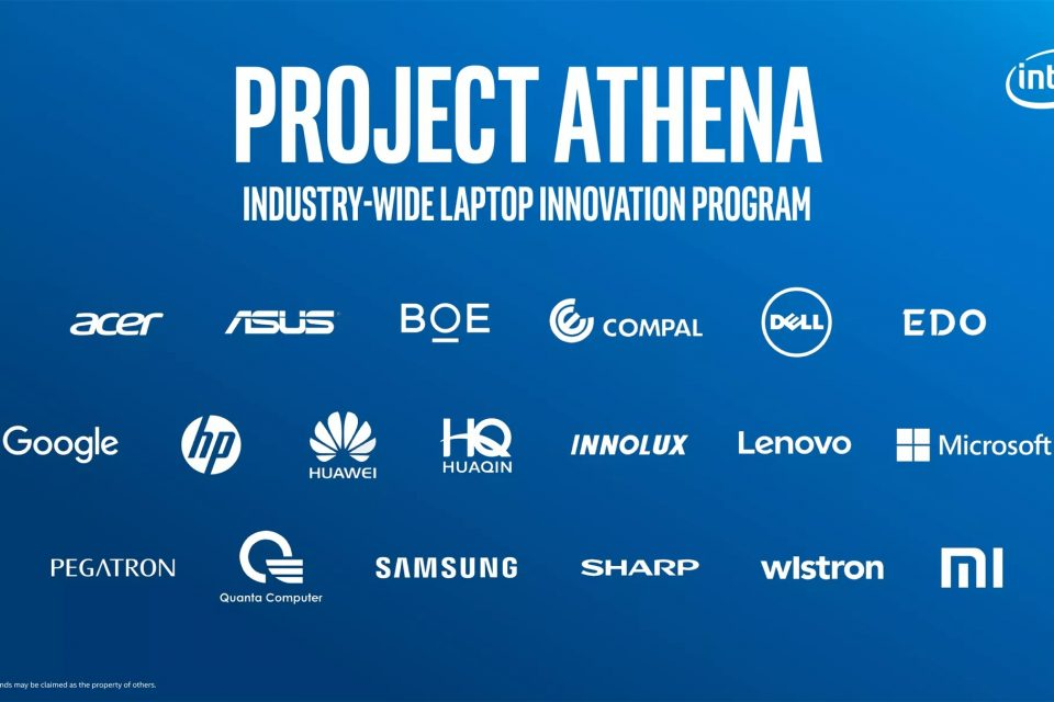 intel project athena