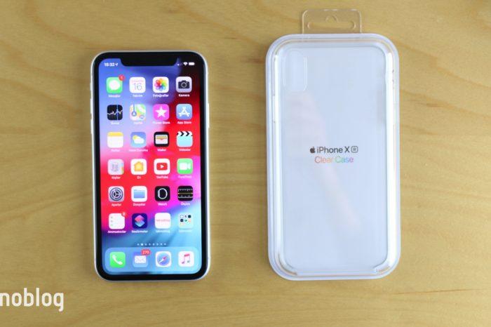iphone xr şeffaf kılıf kutu açılımı