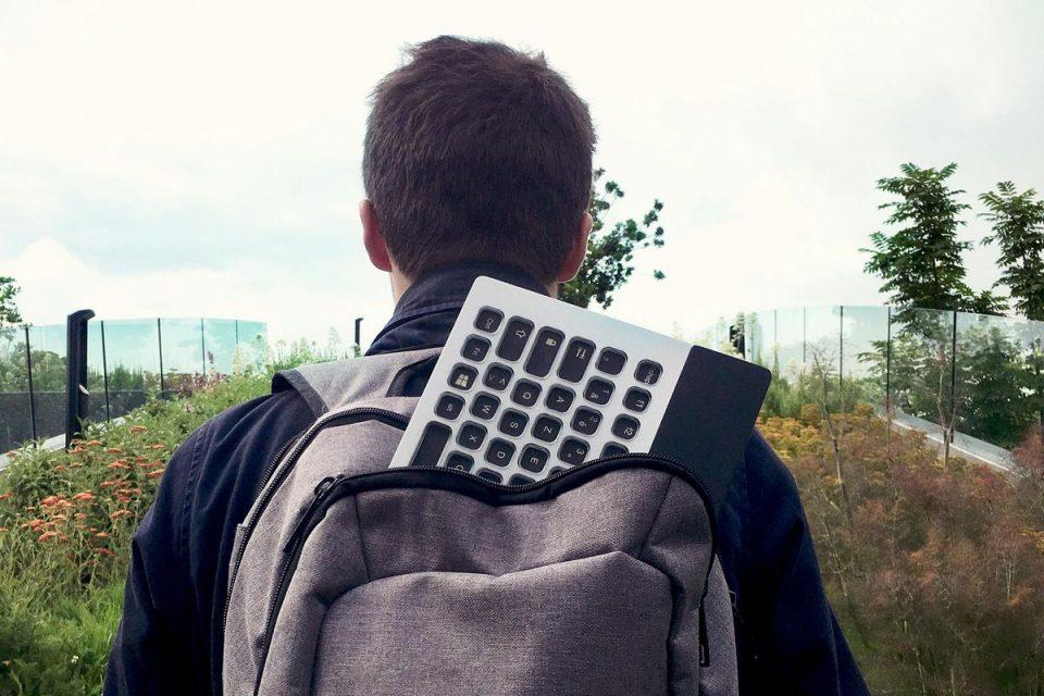 nemeio e ink klavye