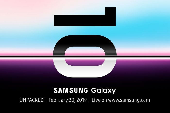 Samsung Galaxy S10 tanıtım tarihi belli oldu