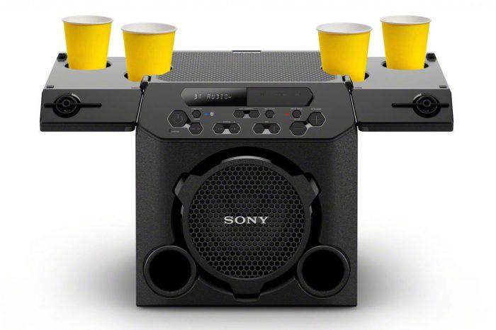 Sony GTK-PG10: Açık hava partileri için en iyi hoparlör