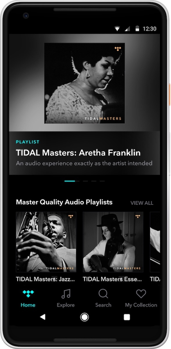 tidal android