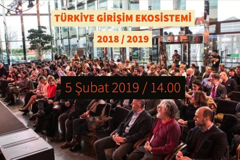 türkiye girişim ekosistemi 2018 2019